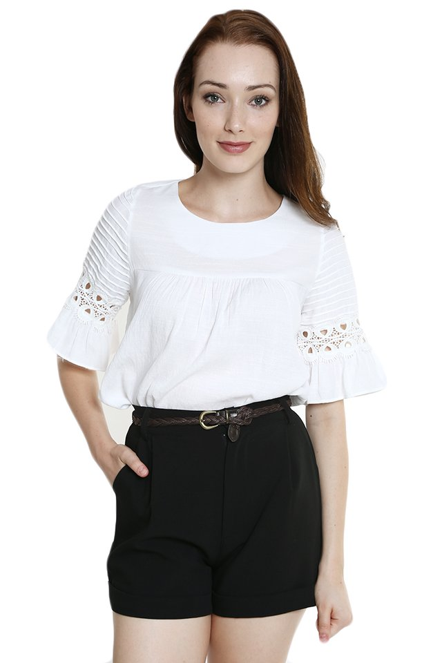 Laua Shorts (Black)