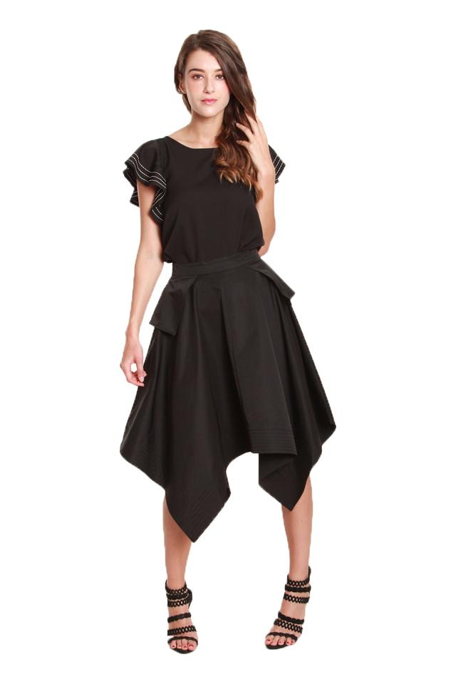 Mila Modern Handkerchief Skirt