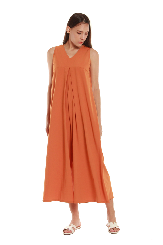 Becca Loose Jumpsuit With Pockets