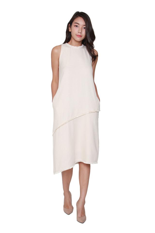 Blanca Tiered Midi Dress