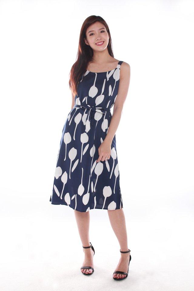 Melanie Shift Dress
