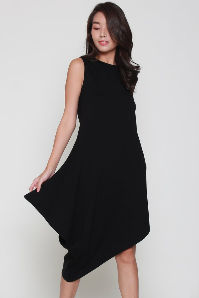 Kallie Modern Handkerchief Dress