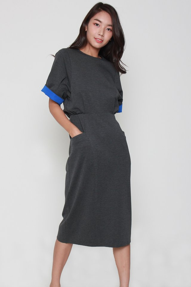 Kadence Asymmetrical Dress